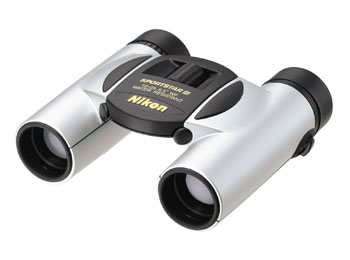 Nikon fernglas 10x25 dcf sportstar iv silber ausverkauft