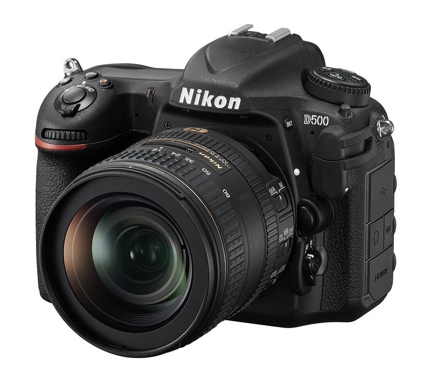 Nikon D500 Kit AF-S DX 16-80/2,8-4 ED VR schwarz | Dostal & Rudolf ...